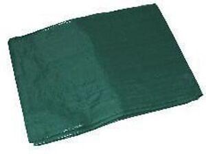 Green 1.2 x 1.8 Metre Woven Waterproof Tarpaulin