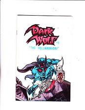 """Dark Wolf   : 1990 :   : """"The Hellwarrior!"""" :"""