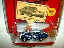 JL 1/64 auction insanity 1963 CORVETTE GRAND SPORT-blue