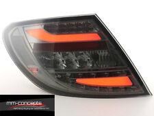 LED Rückleuchten für Mercedes C-Klasse W204 AMG E63 Schwarz E63 Lightbar Neu