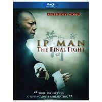 Ip Man: The Final Fight [Blu-ray]- Hong Kong RARE Kung Fu Martial Arts Action mo