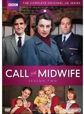 Call the Midwife: Season Two (DVD, 2013, 3-Disc Set)  Brand New and Sealed