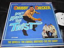CHUBBY CHECKER DON'T KNOCK THE TWIST PARKWAY 7011 ORIGINAL USA 1960