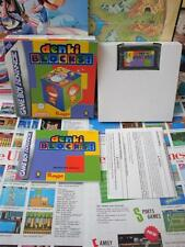 Game Boy Advance GBA:Denki Blocks! [TOP PUZZLE GAME / TETRIS] COMPLET - Fr