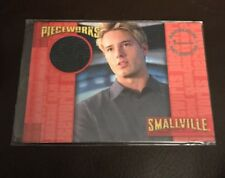 AUTHENTIC INKWORKS OLIVER QUEEN GREEN ARROW SMALLVILLE SWEATER SWATCH NICE