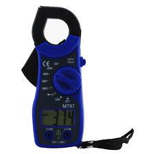 LCD Digital Clamp Multimeter Multitester Amp Meter Voltmeter Ammeter Ohmmeter