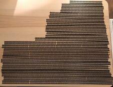 Lot A : 25 rails flexibles ROCO  HO diverses longueurs