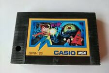 Youkai Yashiki Ghost House MSX MSX2 Game cartridge tested -a89-