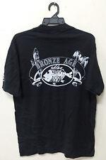 Vintage Bronze Age Skateboard Fishbone T-Shirt Powell Peralta Zorlac Thrasher