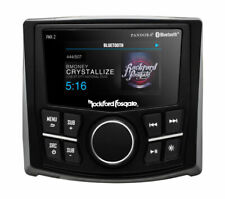 Rockford Fosgate PMX-2 27 inch Display Compact AM/FM/WB Digital Media Receiver