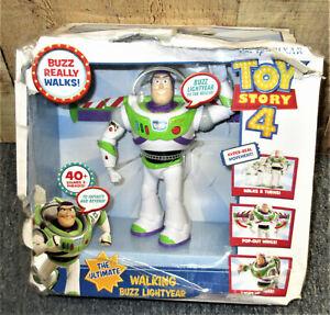 Disney Pixar Toy Story 4, The Ultimate Walking Buzz Lightyear