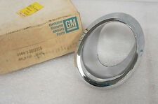 NOS New GM 3892225 Bezel Exhaust Tip Left 66-67 Corvette