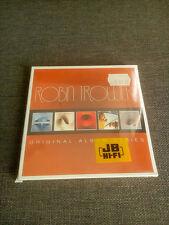 Robin Trower Original Album Series vol.1 5 CD SEALED OOP last copy