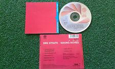 DIRE STRAITS *Los Discos De Tu Vida - Making Movies* RARE Spain CD 2004
