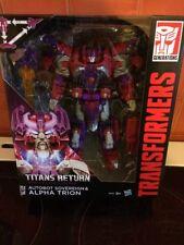 Transformers Titans Return Autobot Sovereign & Alpha Trion Generations