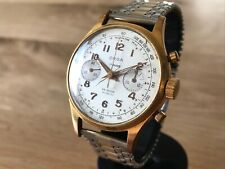 Reloj ORGA Chrono Wrist Watch - Swiss Vintage Mechanical - Watches Collectors