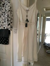 John Rochas Linen Dress