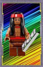 Apache Chief-Légo Minifigures-71020-Batman Movie Série 02-N°15