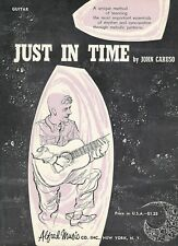 Just in Time by John Caruso