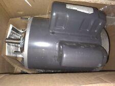DAYTON 1HP BELT DRIVE FAN/BLOWER MOTOR,CAPACITOR-START 115/208-230