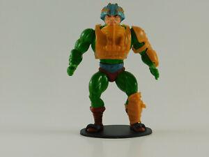 Action Figure Stands - Vintage MOTU - He-Man (82-88) - BLACK