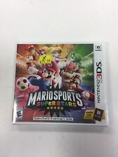Mario Sports Superstars (Nintendo 3DS, 2017) *NEW* SEALED FREE SHIPPING L@@K