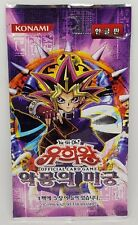 Yu Gi Oh Korean Booster Labyrinth of Nightmare Sealed