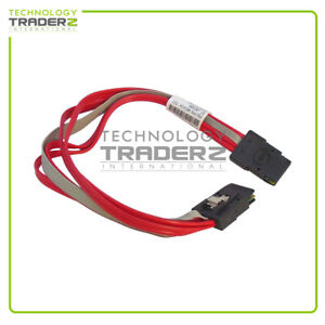 46C4124 IBM 12IN SFF-8087 TO SFF-8087 Mini SAS Cable * Pulled *