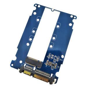 M.2 NGFF B Key SSD Drive Slot to SATA Adapter Converter 2230 2242 2260 2280 AHCI