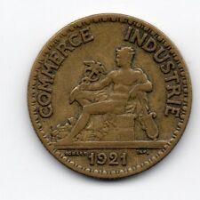 France - Frankrijk - 50 Centime 1921