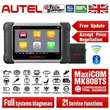 Autel MK808TS OBD2 Scanner All System Diagnostic Tool Van Diesel DPF>MK808 MX808