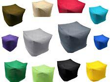 Waterproof Bean Bag Garden Outdoor Indoor Pouffe Chair Footstool Luxury Bean Bag
