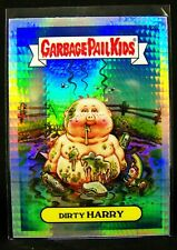 GARBAGE PAIL KIDS 2014 Chrome 2nd Series - PRISM Refractor #52a Dirty Harry -CS2