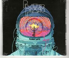 (HH52) Player Piano, Radio Love - 2015 Sealed CD