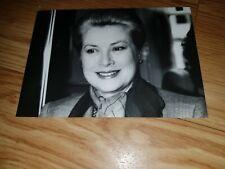 Photo de presse de l'émission EVE RACONTE du 13 Mai 1991 (sur Grace Kelly)