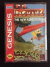 Pac-Man 2: The New Adventures (Sega Genesis, 1994) nes sealed nes snes vga n64