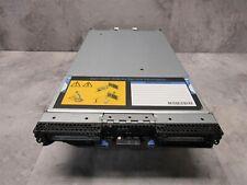IBM 8038-AC1 HS23E 2x E5-2440 6-CORE CPU 64GB RAM BladeCenter Server + 90Y4735