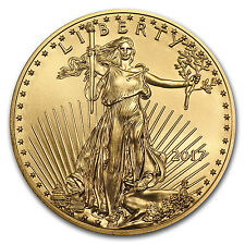 2017 1 oz Gold American Eagle Coin Brilliant Uncirculated BU