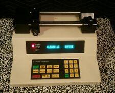 Harvard Apparatus 44 Programmable Syringe Pump 55-1144 Working Great 110 or 220V