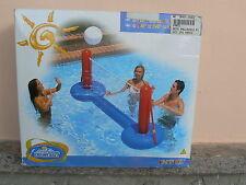 NUOVO Intex rete volley gonfiabile per piscina 58502