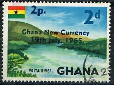 Single Ghanaian Stamps
