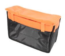 Tascheneinsatz Polstereinsatz für DSLR Kameras (orange-schwarz)