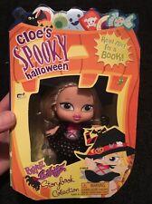New In Box Bratz Babyz Storybook Collection Cloe Spooky Halloween Doll & Book