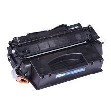 5x Q7553X 53X Toner Cartridge for HP Laserjet P2014, P2015, P2015D, M2727