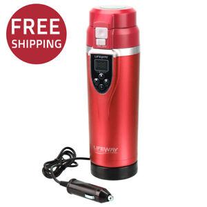 Car Coffee Maker 12 V Volt Travel Portable Pot Mug Heating Cup Electric Kettle