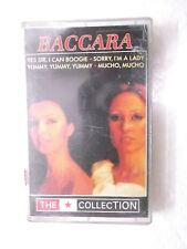 BACCARA  THE COLLECTION   1999 RARE orig CASSETTE TAPE INDIA indian