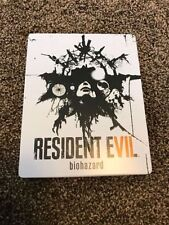 Resident Evil 7 Biohazard Collectors Edition ~ STEELBOOK CASE ONLY (G2) US