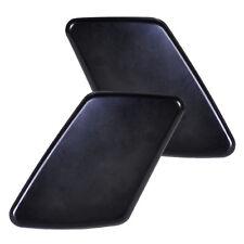2x Front Bumper Headlight Washer Jet Nozzle Cover Cap Fit Volvo V50 S40 39991799