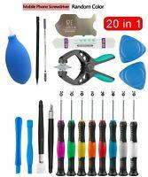 20 in 1 Mobile Phone Screen Opening Repair Tools Kit Screwdriver Set for iPhone