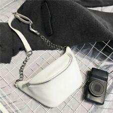 Bag Belt Pack Waist Pouch Purse Travel Hip Women Antitheft Chain PU Safe Beltbag